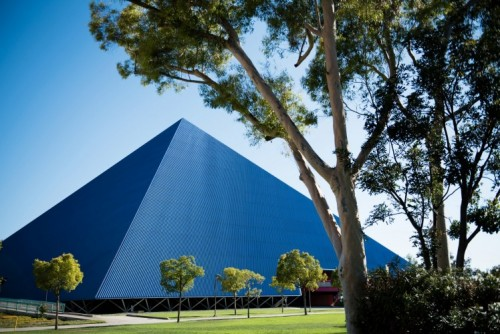 Picture of Walter Pyramid at California State University, Long Beach