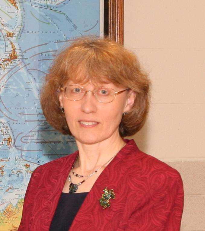 Ann Marie Legreid